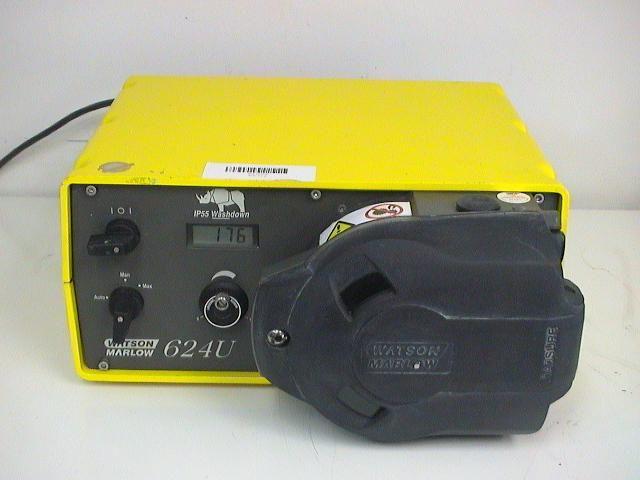 Watson Marlow 624U Peristaltic Pump