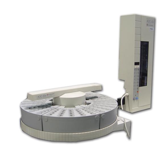 Shimadzu AOC 20i Autosampler Injector