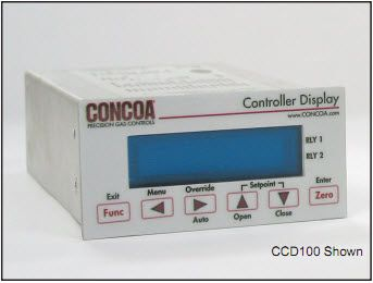 CCD100 Controller Display