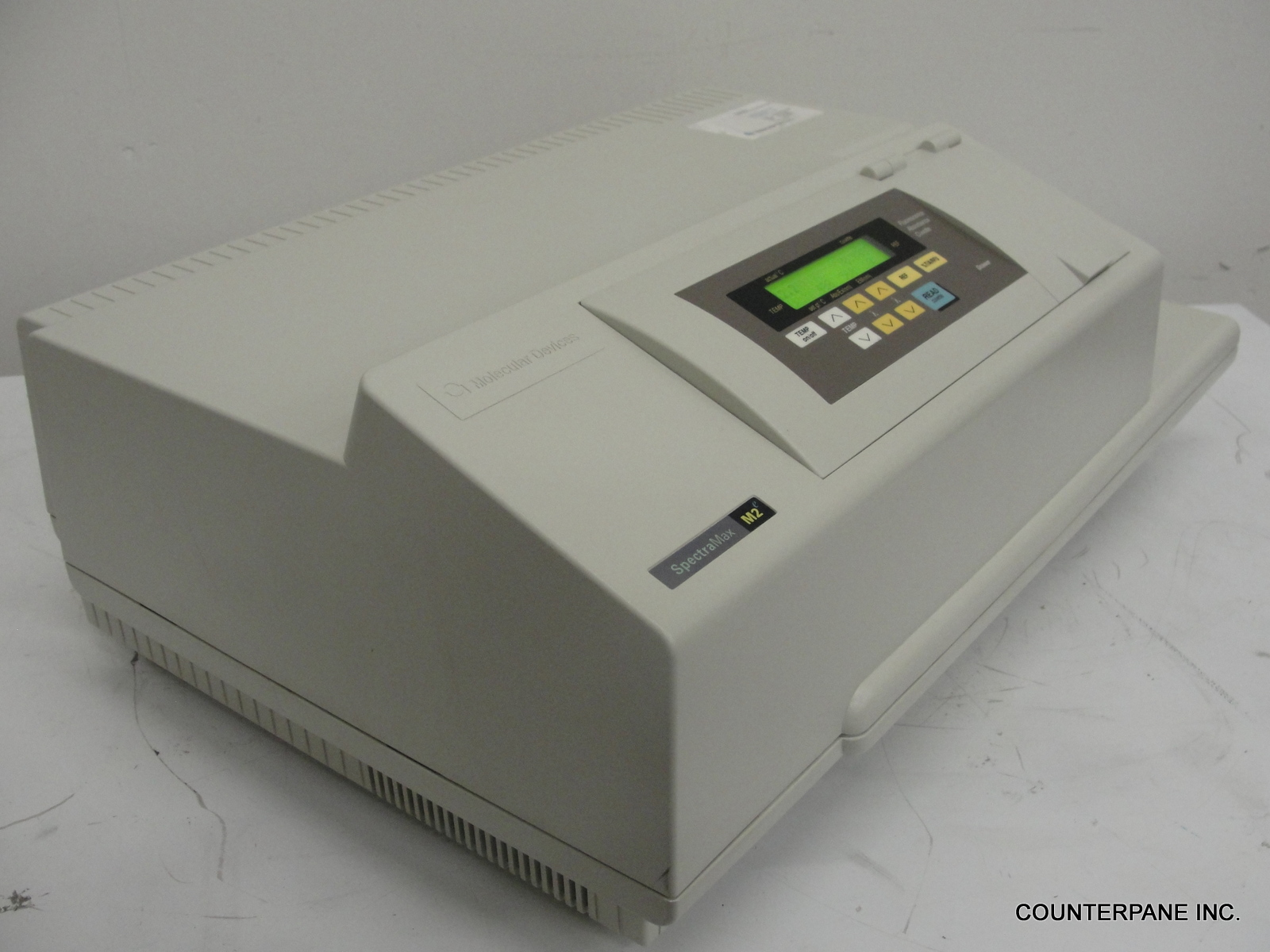 Molecular Devices SPECTRAmax M2e Microplate Reader