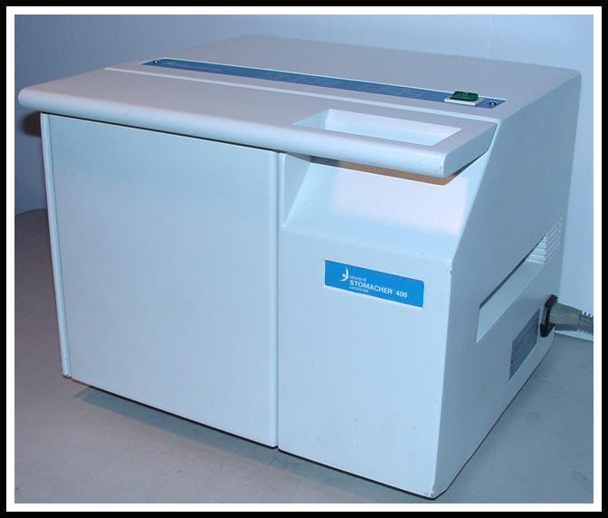 Seward Stomacher 400 Lab Blender Mixer w WARRANTY