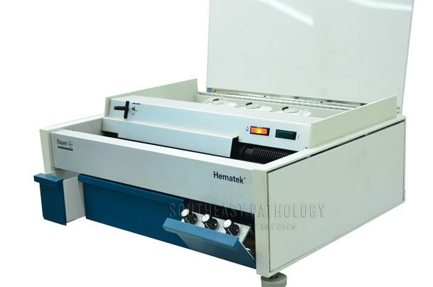 Hematek 2000, refurbished with warranty- Southeast Pathology Instrument Service