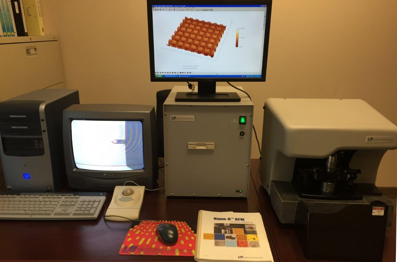 Pacific Nano Technology Nano-R Atomic Force Microscope