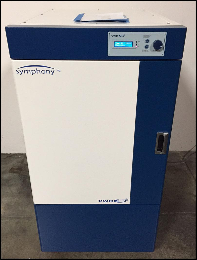 VWR Symphony Low Temp BOD Incubator w WARRANTY