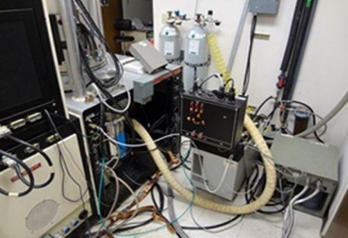 CHA Industries Model SEC-600-RAP Vacuum E-Beam Evaporator Deposition System