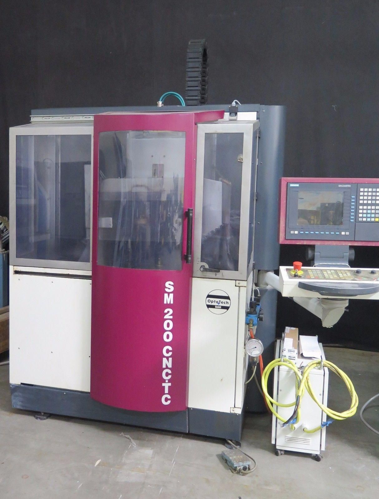 OptoTech SM 200 CNC / TC-D Grinding Machines