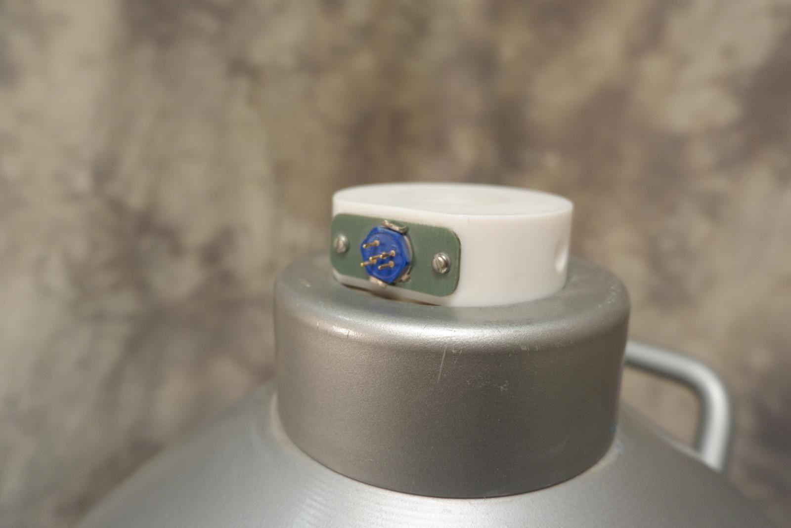 PGT IGC13NPR Germanium Detector Dewar PreAmp RG-11A/C