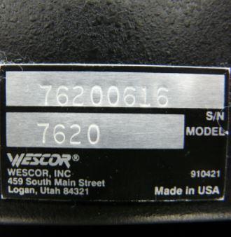 ~ Wescor Cytopro 7620 Cytocentrifuge