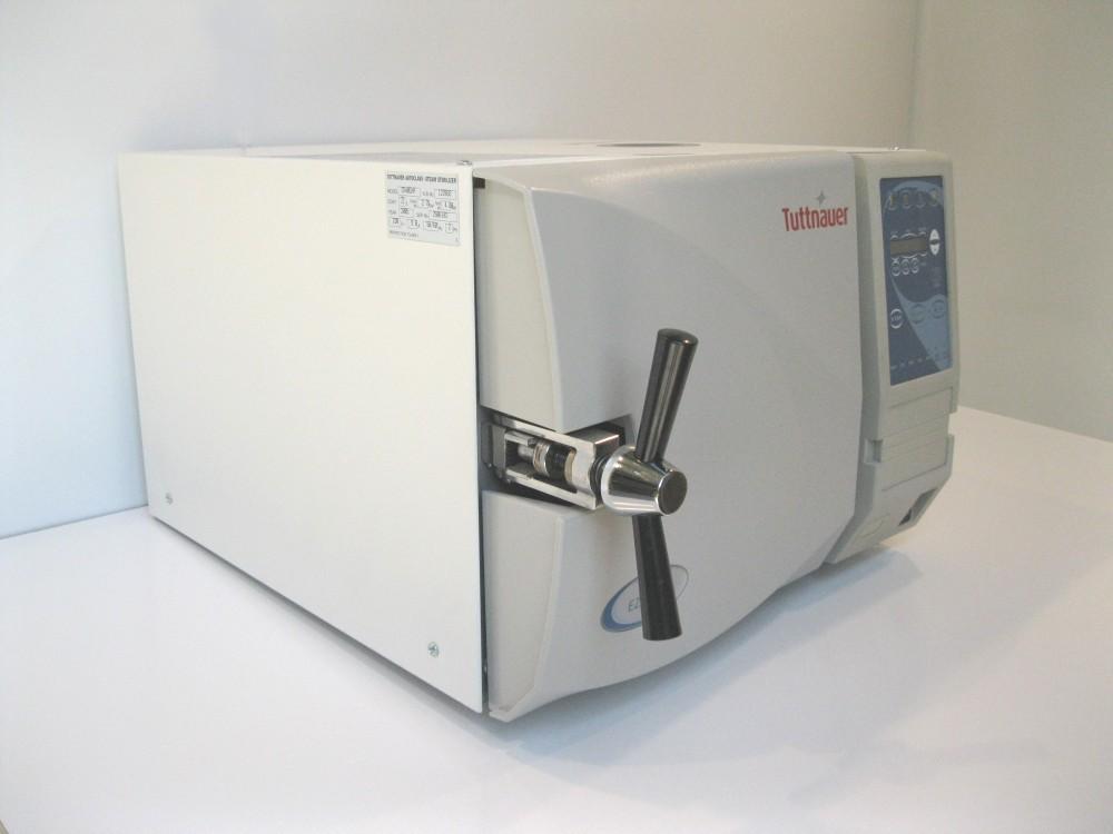 Tuttnauer EZ10 Refurbished Sterilizer Autoclave - Boothmed