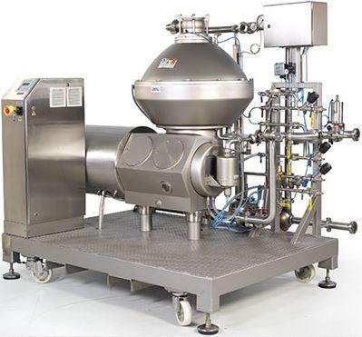 Alfa Laval- Brewery Centrifuges