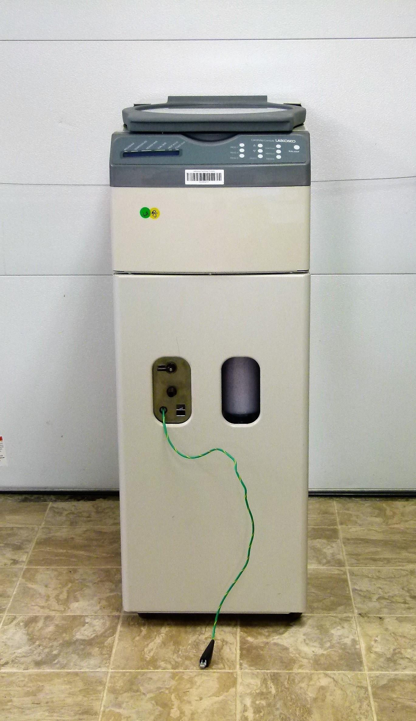 ~ Labconco CentriVap Mobile System Vacuum Concentration with Vacuum Pump