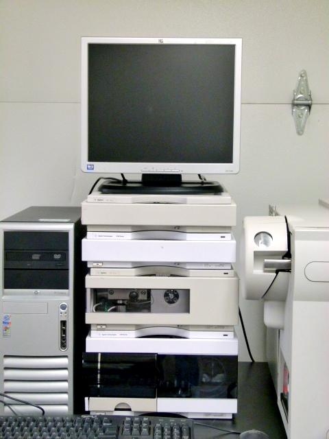 ~ Agilent 1100 LC/MS System Complete with Chemstation Software