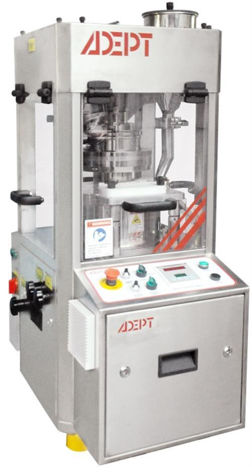 Adept model AMR D-8 Rotary Tablet Press from Union Standard