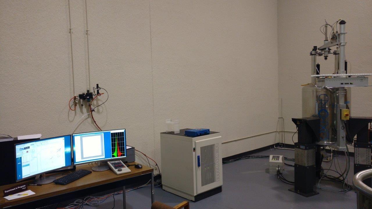 Bruker AV III 500Mhz AS with ATMM probe & automation option