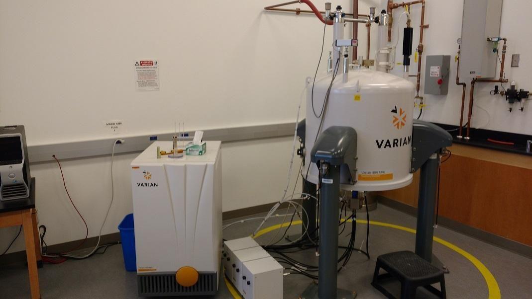 Agilent-Varian MR400 NMR Shielded 400Mhz