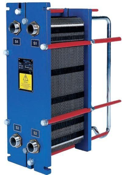 Alfa Laval- M6 Plate Heat Exchanger