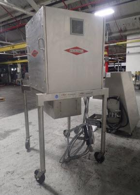 IR520 Fitzpatrick Chilsonator, S/S from Federal Equipment