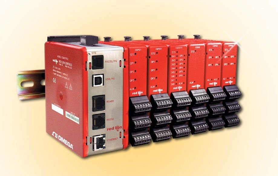 Process Control Modules from Omega -- CS Series