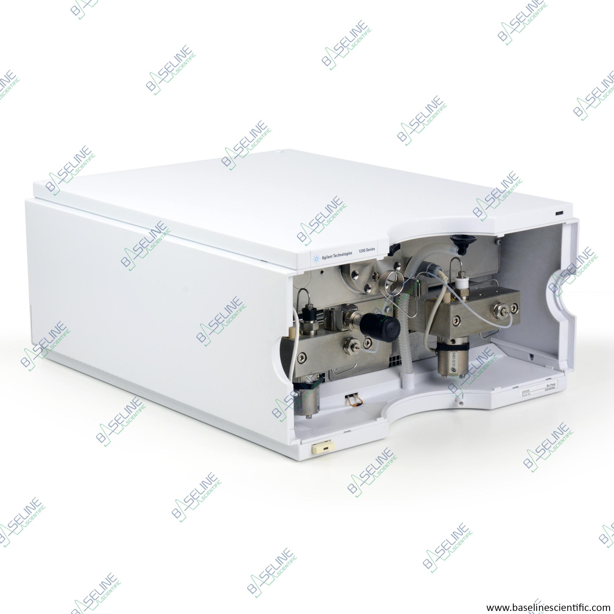 Refurbished Agilent 1200 G1312A Binary Pump with 30-DAY WARRANTY