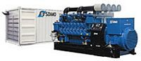 We Specialize in Diesel Generators