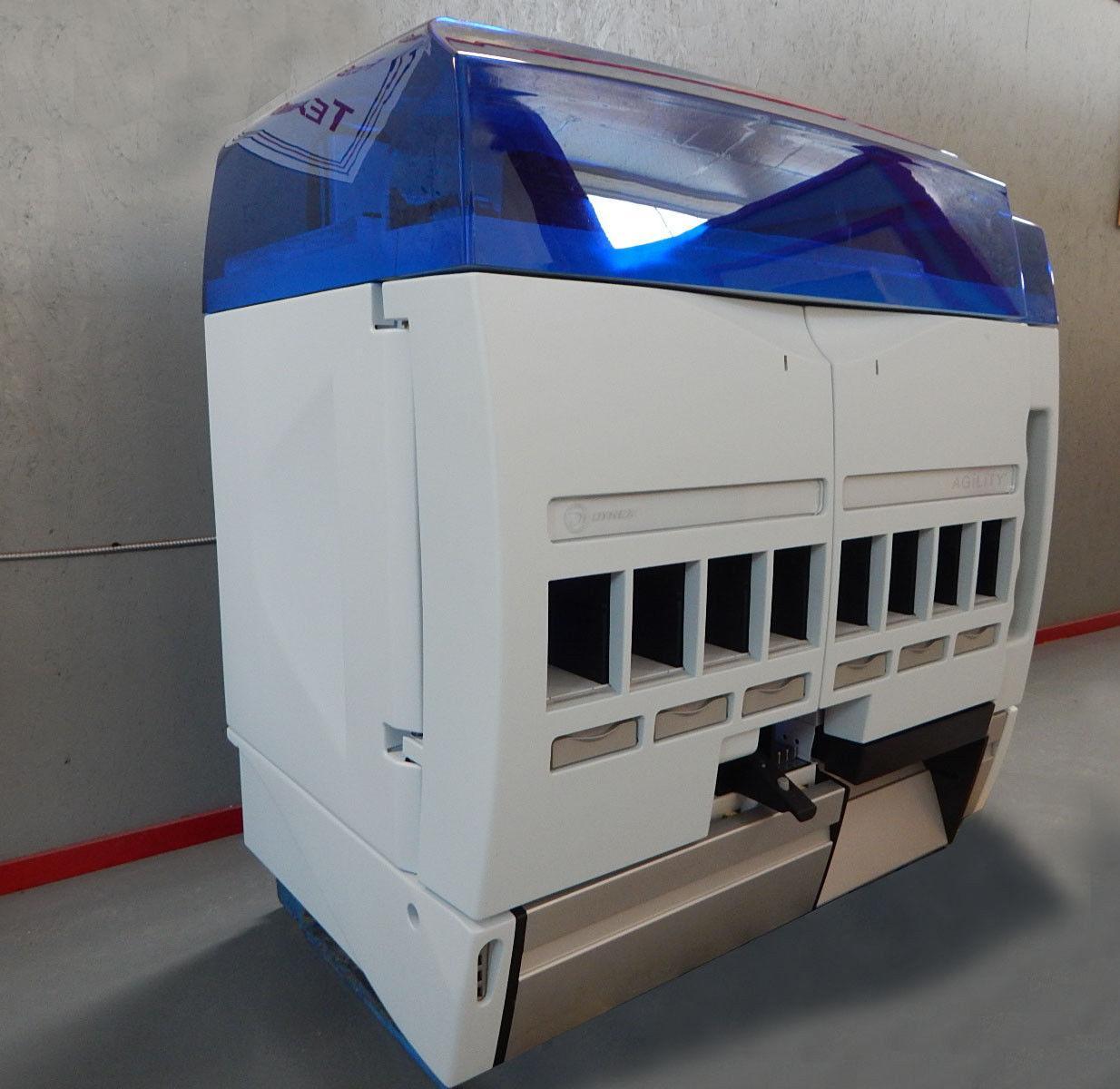 Dynex Agility Automated ELISA System