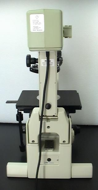 Nikon Diaphot 300 Inverted Microscope