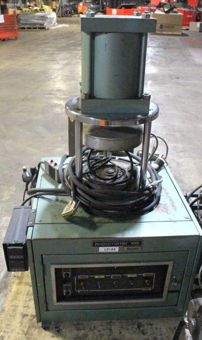 Monsanto Rheometer 100 w/ Optiplex 7020