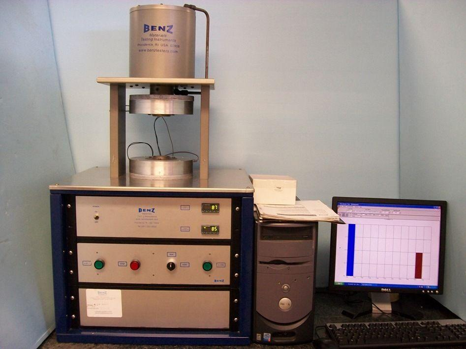 Computerized Mooney Viscometer