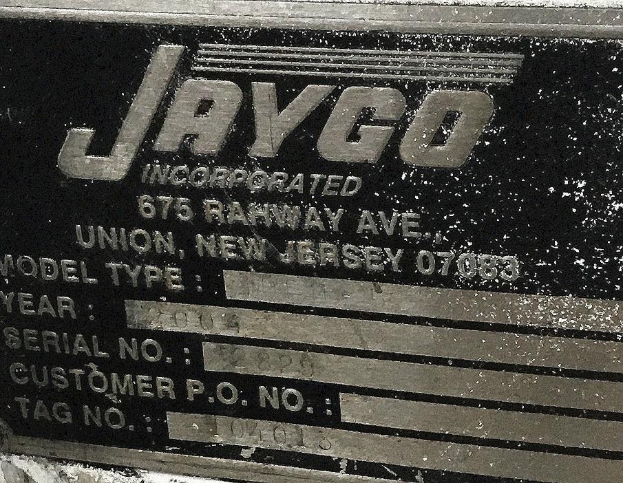 JAYGO 1 GALLON HIGH SPEED INTENSIVE MIXER