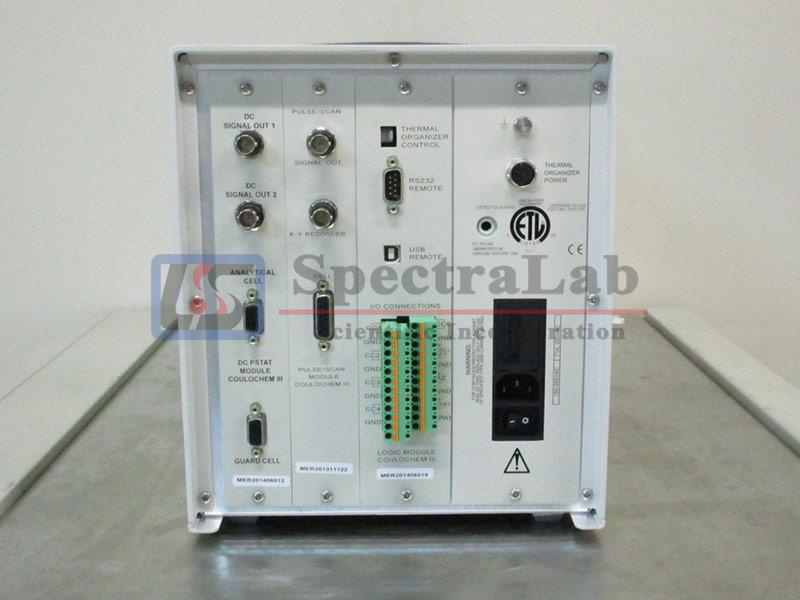 Thermo Coulochem III Electrochemical Detector (ECD)