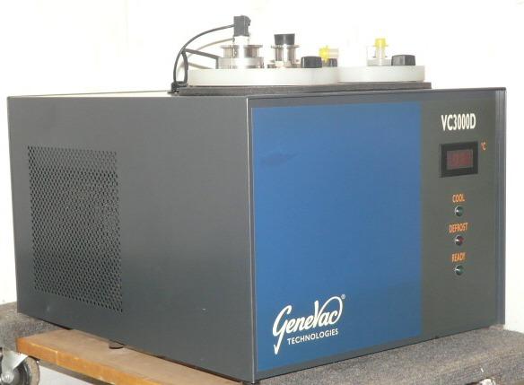 ~ Genevac VC3000D Vapour Condenser