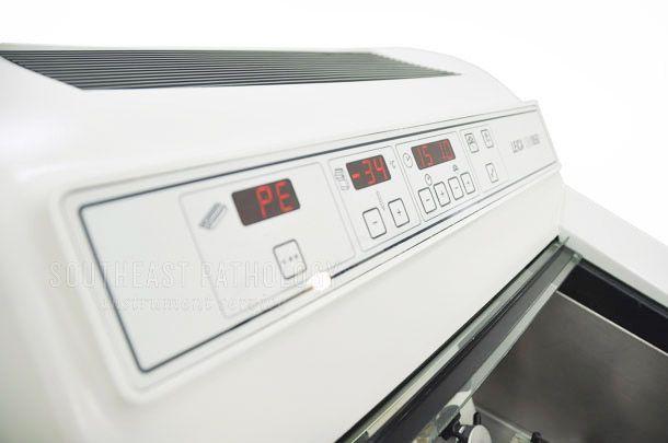 Leica CM1850 cryostat, refurbished, 1 year warranty- Southeast Pathology Instrument Service