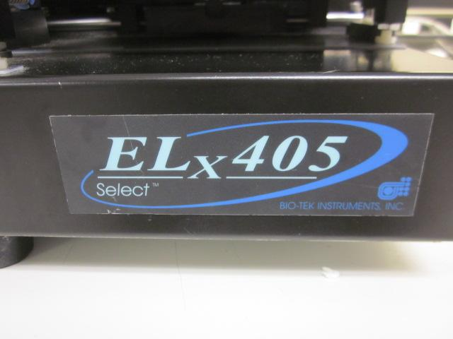 Microplate washer:  Bio Tek ELx405U Select Excellent price