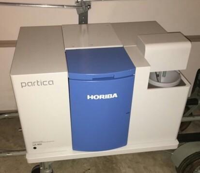 Horiba LA-950 Particle Size Distribution Analyzer