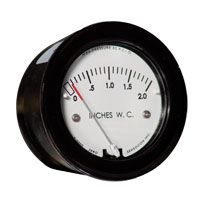 Sensocon Miniature Differential Pressure Gauge