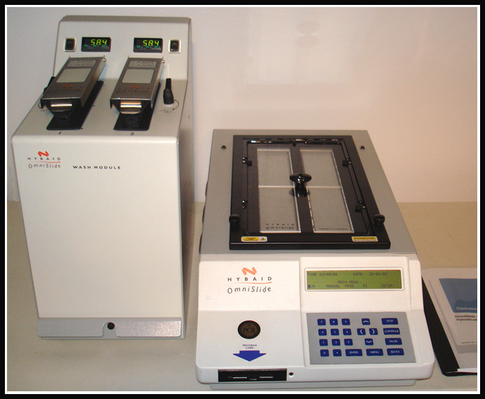 OmniSlide Thermal Cycler InSitu In-Situ PCR Machine w WARRANTY