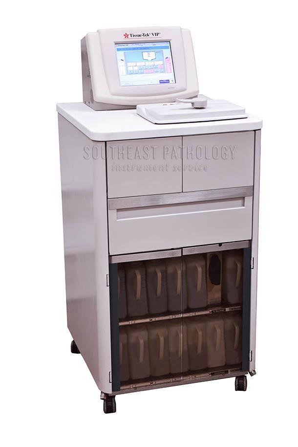 Sakura Tissue Tek VIP 6 tissue processor, refurbished, 1 year warranty- Southeast Pathology Instrument Service