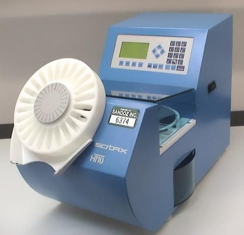 Sotax HT10 Hardness Tester (Catalog No. CH-4123)