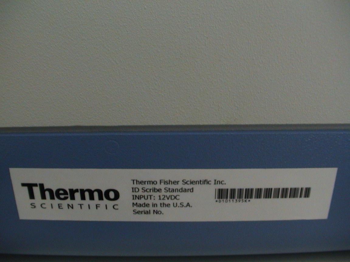 Thermo Scientific ID Scribe Labware Identifier