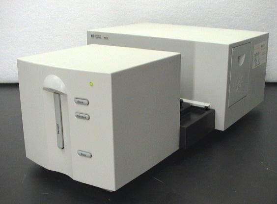 Hewlett Packard 8453 UV Vis Spectrophotometer