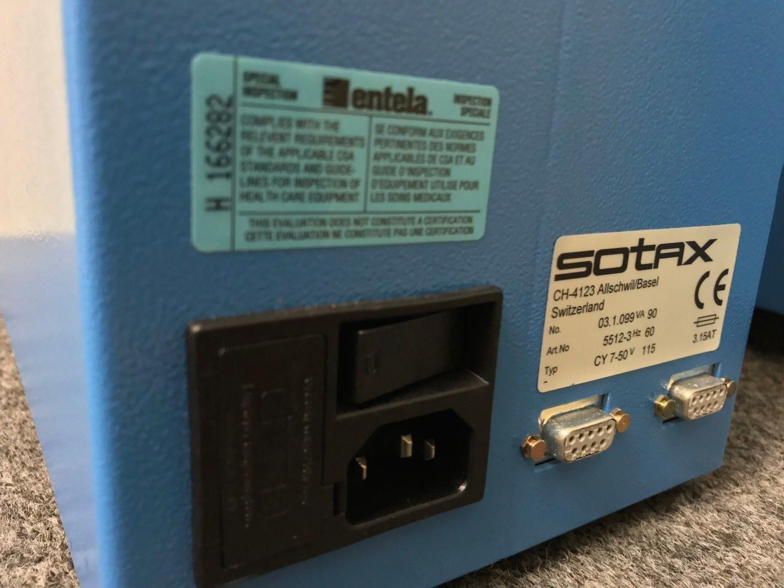 Sotax AT 7Smart Dissolution System with CY 7-50 pump