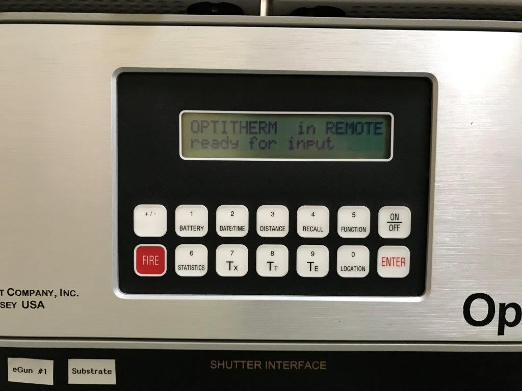 Optitherm III Pyrometer