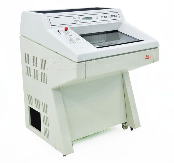 Leica CM3050S cryostat, refurbished, 1 year warranty- Southeast Pathology Instrument Service