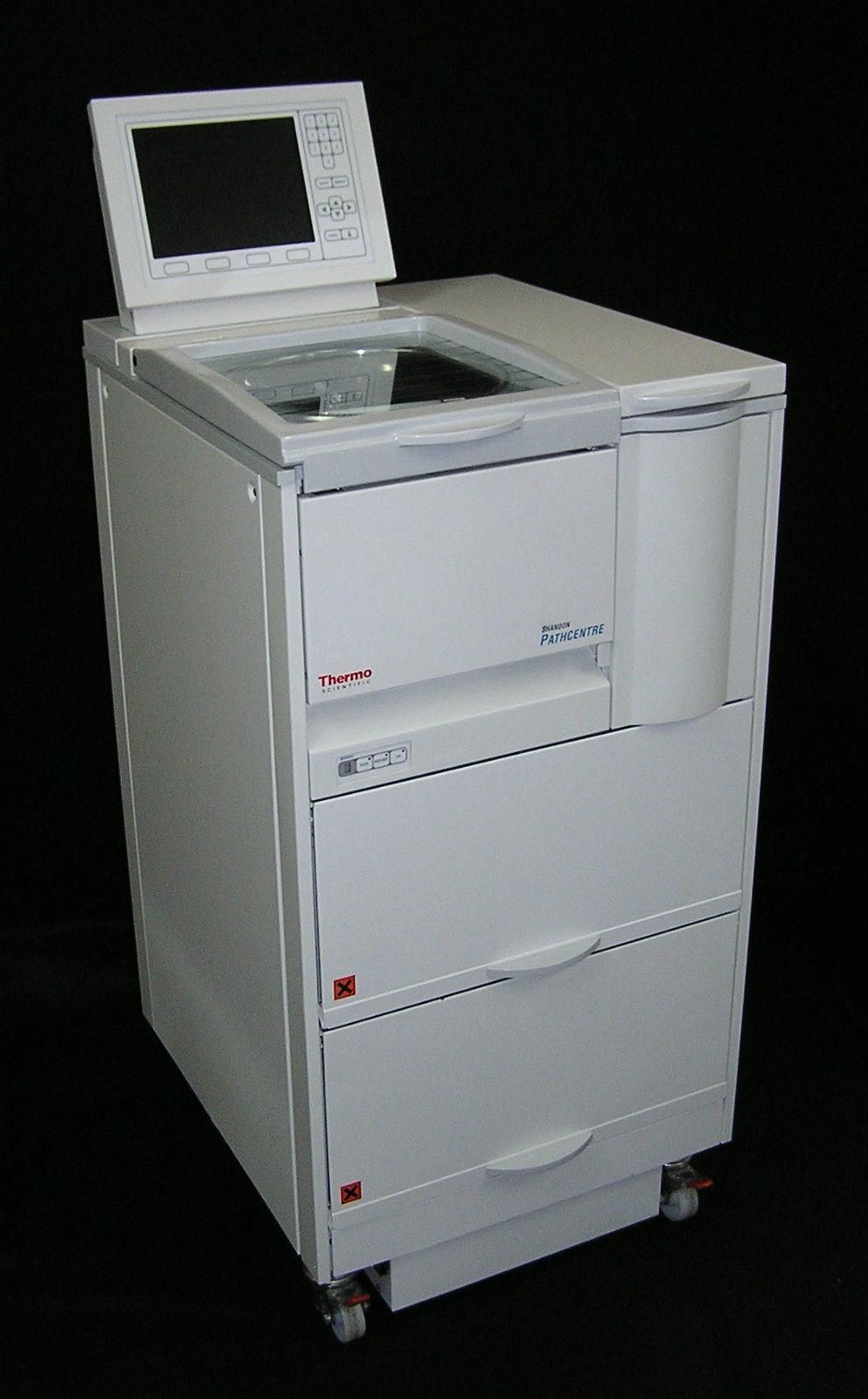 SHANDON PATHCENTRE TISSUE PROCESSOR - FULLY RECONDITIONED