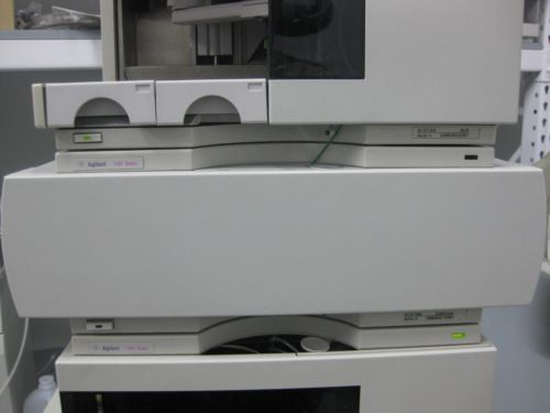 HP Agilent 1100 Series MWD HPLC System