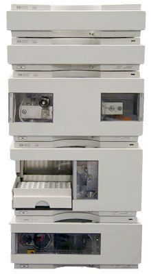 HP Agilent 1100 Series DAD HPLC System