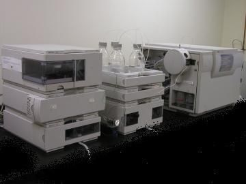 Agilent 1100 LC/MSD DAD System With G1946D MSD