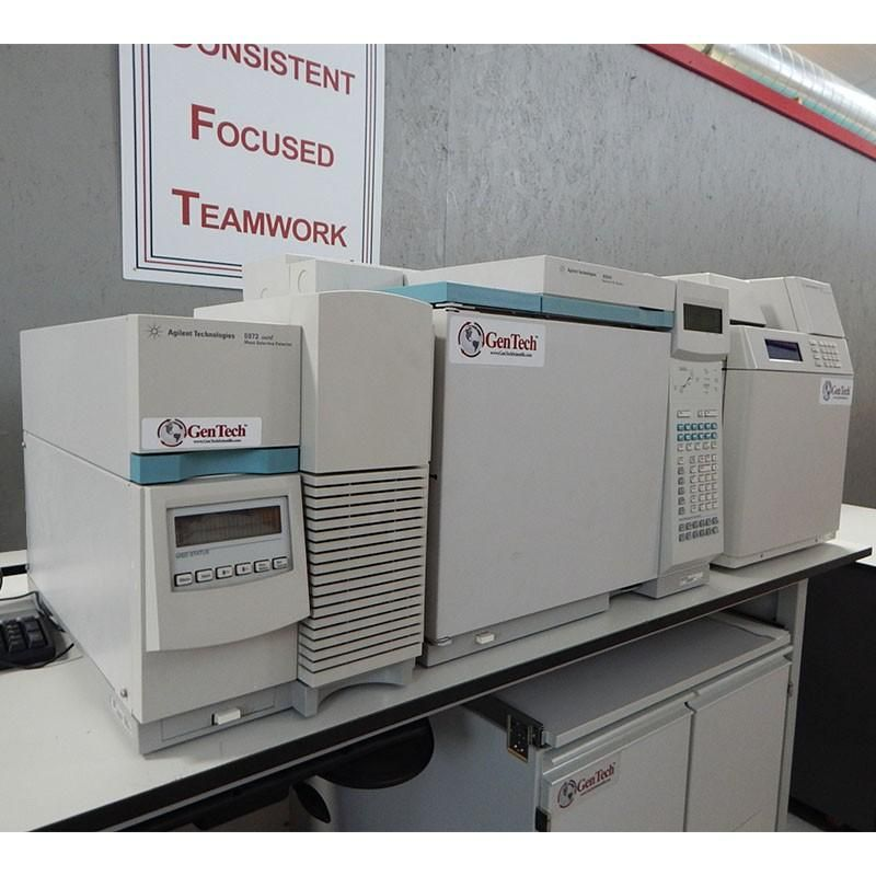 Agilent 5973 inert MSD with 6890N GC & G1888 Headspace
