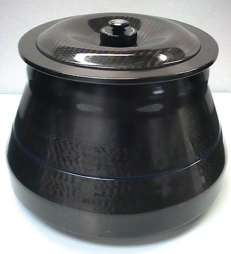 Piramoon Fiberlite F10S-6x500y Fixed Angle Rotor