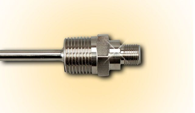 Thermocouple Probes with M12 Molded Connectors